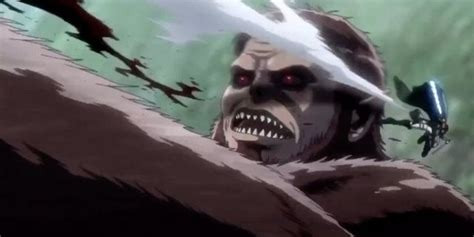 Attack on Titan Reveals Levi's Fight Against Zeke's Beast