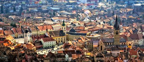 Sibiu Medieval Town - Your Guide in Transylvania