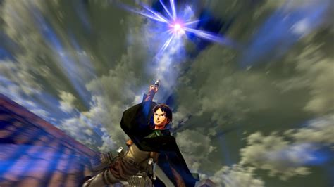 Attack on Titan's Latest Game Trailers Show off Levi