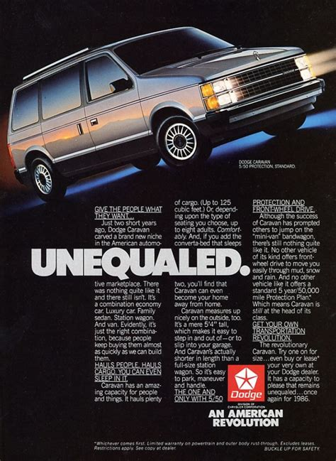 Soccer Mom Madness! 10 Classic Minivan Ads   The Daily