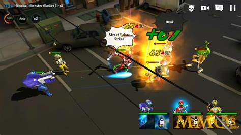 Power Rangers: All Stars Game Review